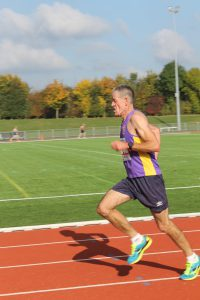 Congratulations to Laurie Lee who recorded a new club record at the Abingdon Marathon.  His time of 3.12.19 is a new V55 record.